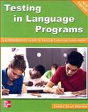 Testing in Language Programs, James Dean Brown, 0072948361