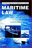 Maritime Law, Hill, Christopher Julius Starforth, 185978836X