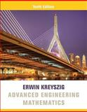 Advanced Engineering Mathematics, Kreyszig, Erwin, 0470458364