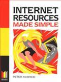Internet Resources Made Simple, McBride, 0750628367