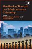 Handbook of Research on Global Corporate Citizenship, Scherer, Andreas Georg, 1845428366