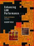 Enhancing Lan Performance : Issues and Answers, Held, Gilbert, 0471988367