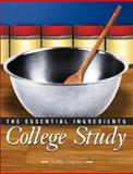 College Study : The Essential Ingredients, Lipsky, Sally, 0130488364