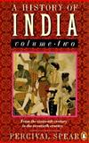 A History of India, Percival Spear, 0140138366