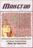 Manetho : A Study in Egyptian Chronology, Greenberg, Gary, 0971468362
