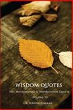 Wisdom Quotes (Volume 37), Purushothaman Kollam, 1499128363