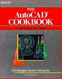 AutoCAD Cookbook for the IBM (for MS and PC DOS), Christopher James Delucchi, 0471608378