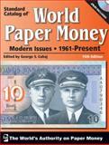 Standard Catalog of World Paper Money Modern Issues, George Cuhaj, 0896898377