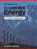 Prospects for Sustainable Energy 9780521018371