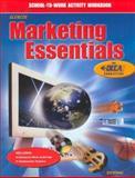 Marketing Essentials, School-to-Work Activity Workbook 9780078268373
