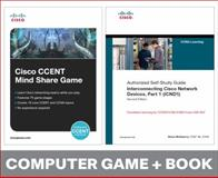 Cisco CCENT Mind Share Game, Cisco Systems, Inc Staff and McQuerry, Steve, 0132168375