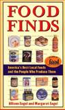 Food Finds, Allison Engel and Margaret Engel, 0060958375