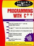 Programming with C++ : Including Hundreds of Solved Problems, Hubbard, John R., 0070308373