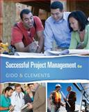 Successful Project Management, Clements, James and Gido, Jack, 1285068378