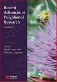 Recent Advances in Polyphenol Research, , 1405158379