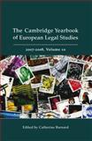Cambridge Yearbook of European Legal Studies 2007-2008, , 1841138371