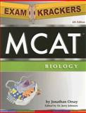 ExamKrackers MCAT Biology, Jonathan Orsay, 1893858375