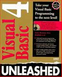 Visual Basic 4 Unleashed, Sams Development Staff, 0672308371