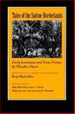 Tales of the Sabine Borderlands, Theodore Pavie, 0890968373