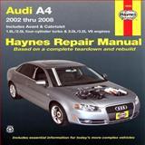 Audi A4, Max Haynes, 156392837X
