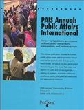 PAIS Annual 9781600308376