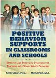 Positive Behavior Supports in Classrooms and Schools 1st Edition
