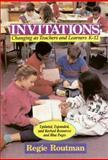 Invitations, Regie Routman and Jeannie McNeill, 0435088378