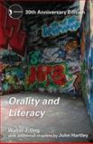 Orality and Literacy, Ong, Walter J., 0415538386