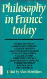 Philosophy in France Today, , 0521228387