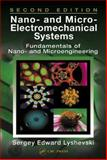 Nano- and Micro-Electromechanical Systems, Lyshevski, Sergey Edward, 0849328381