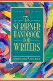 The Scribner Handbook for Writers, DiYanni, Robert and Hoy, Patrick C., 0205198384