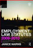 Employment Law 2008-2009, Douglas Cracknell, 0415458382