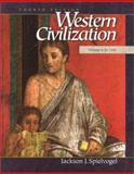 Western Civilization, Spielvogel, Jackson J., 0534568386
