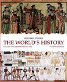 The World's History : Volume 1, Spodek, Howard, 0205708382