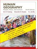 Human Geography : People, Place, and Culture, 9th Edition Binder Ready Version, De Blij, 0470418389