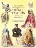 Full-Color Sourcebook of French Fashion, Pauquet Freres, 0486428389