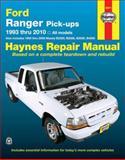 Ford Ranger Pickups 1993-2010, Max Haynes, 1563928388