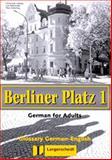 Berliner Platz 1. Glossar Englisch : Deutsch im Alltag für Erwachsene, Lemcke, Christiane and Rohrmann, Lutz, 3468478380