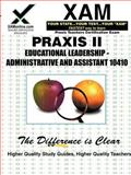 Praxis Educational Leadership - Administration and Supervision 10410, Sharon Wynne, 1581978383