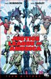 Justice League of America: Team History, James Robinson, 1401228380
