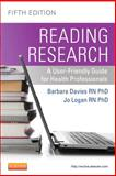 Reading Research : A User-Friendly Guide for Health Professionals, Davies, Barbara Jane and Logan, Jo, 1926648382