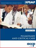 PSAP-VI Pulmonary and Critical Care : Pulmonary and Critical Care, Accp, 1932658386