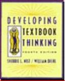 Developing Textbook Thinking : Strategies for Success in College, Nist, Sherrie L., 0395868386