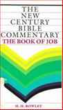The New Century Bible Commentary on Job, Rowley, H. H., 0802818382
