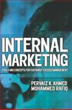 Internal Marketing, Ahmed, Pervaiz K. and Rafiq, Mohammed, 0750648384