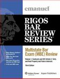 Multistate Bar Exam 2009, Rigos, 0735578389
