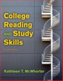 College Reading and Study Skills Plus NEW MyReadingLab with Pearson EText, McWhorter, Kathleen T. and Sember, Brette M., 0321888383