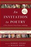 An Invitation to Poetry : A New Favorite Poem Project Anthology, Pinsky, 0393928381