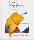 Analytic Trigonometry with Applications : Test Bank, Barnett, Raymond A. and Ziegler, Michael R., 0534358381