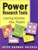 Power Research Tools : Learning Activities and Posters, Valenza, Joyce Kasman, 0838908381